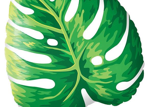 Helium Tropical Leaf