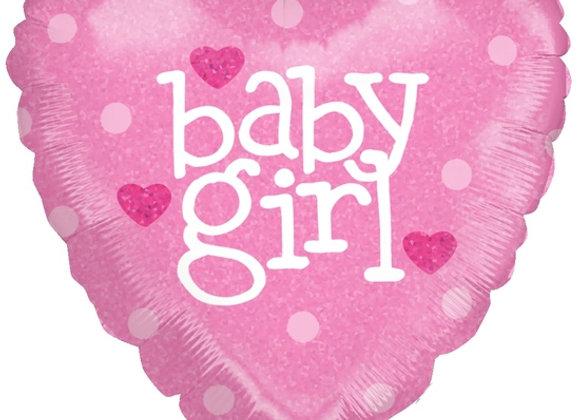 Helium Hart baby girl