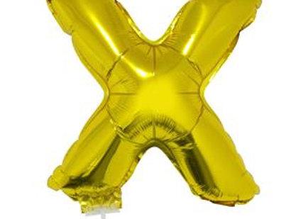 X goud klein