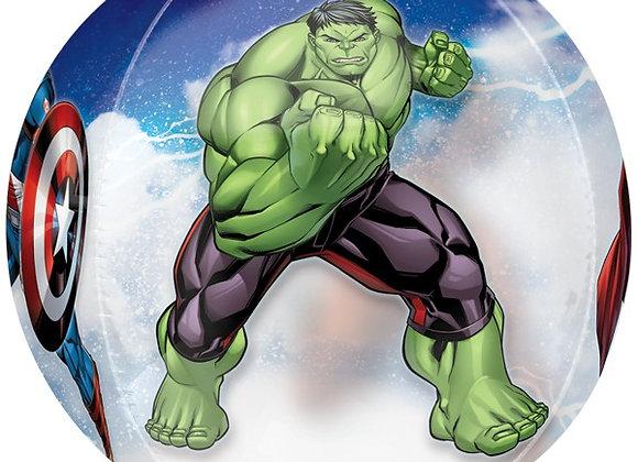 Helium bol Marvel