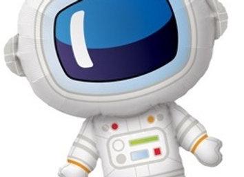 Astronaut folieballon