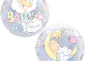 Helium bol Babyshower