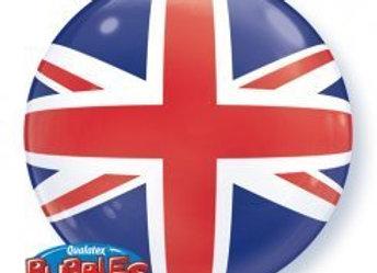 Helium bol UK vlag