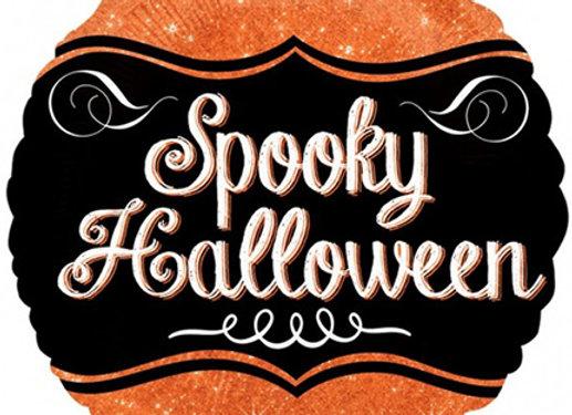 Helium Spooky Halloween