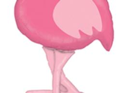 Flamingo folieballon