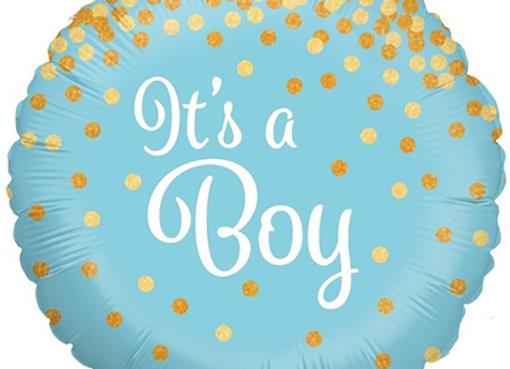 Helium It's a boy