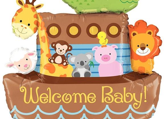 welcome baby arc noah