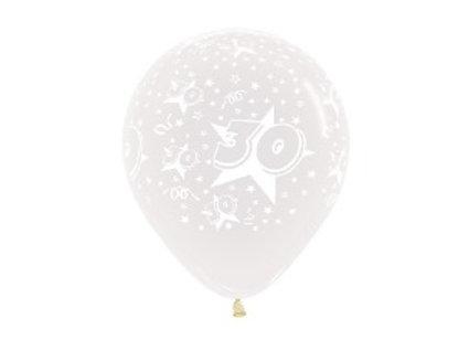 Zak losse ballonnen: 30 jaar