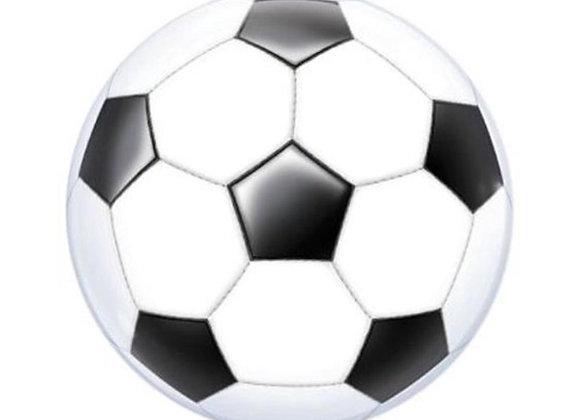 Helium bol voetbal