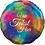 Thumbnail: Helium rond regenboogkleuren