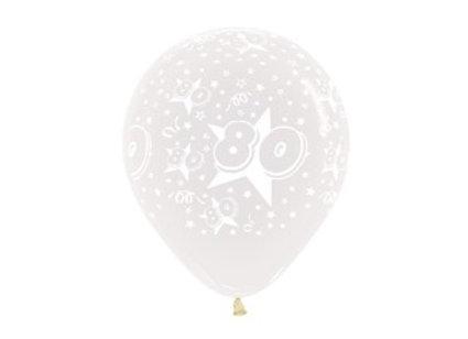 Zak losse ballonnen: 80 jaar