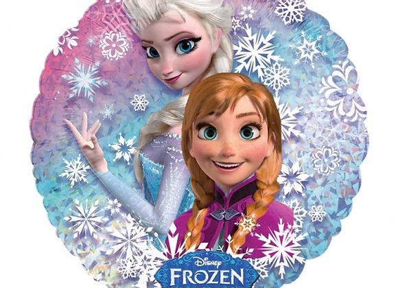 Helium rond Frozen 1