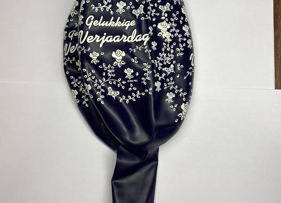 Zak losse ballonnen: Gelukkige verjaardag