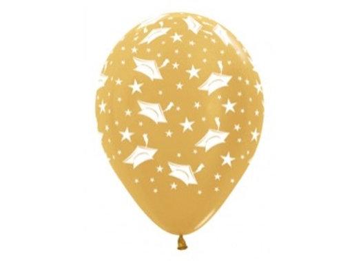 Zak losse ballonnen: Graduation