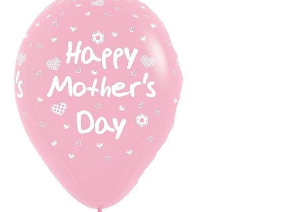 Zak losse ballonnen: Mother's day