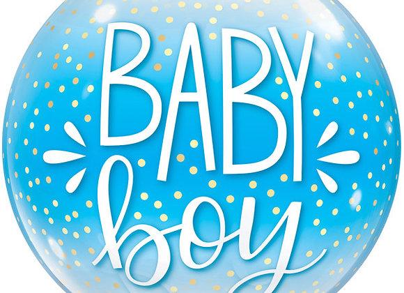 Helium bol Baby Boy