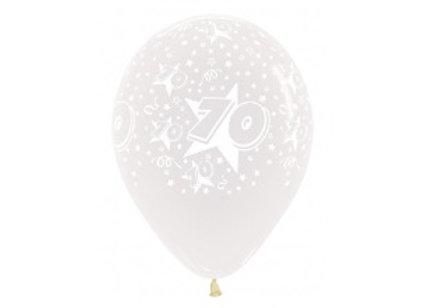 Zak losse ballonnen: 70 assortiment