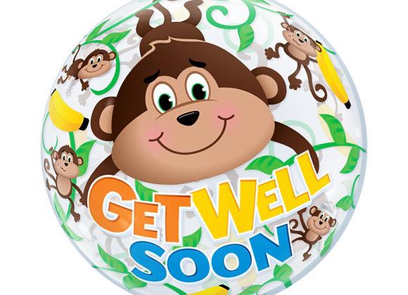 Helium bol Aapje Get Well Soon