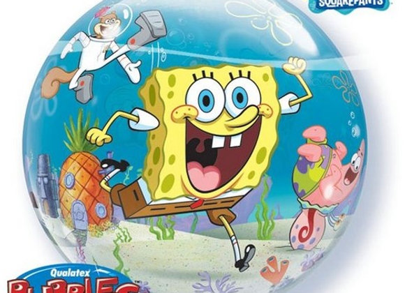 Helium bol Spongebob