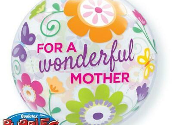 Helium bol Wonderful Mother