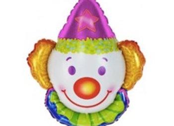 Clown folieballon