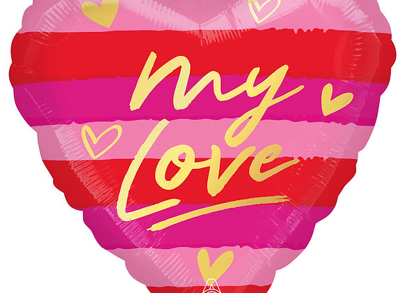 Helium Hart my love