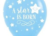 Zak losse ballonnen: A star is born
