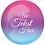 Thumbnail: Helium bol roze/paars/blauw