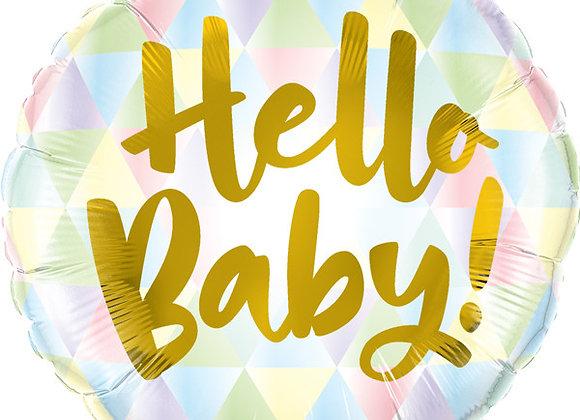 Helium Hello Baby!