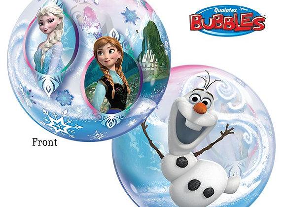 Helium bol Frozen 1