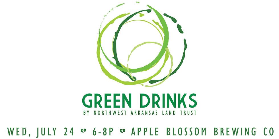 Green Drinks July
