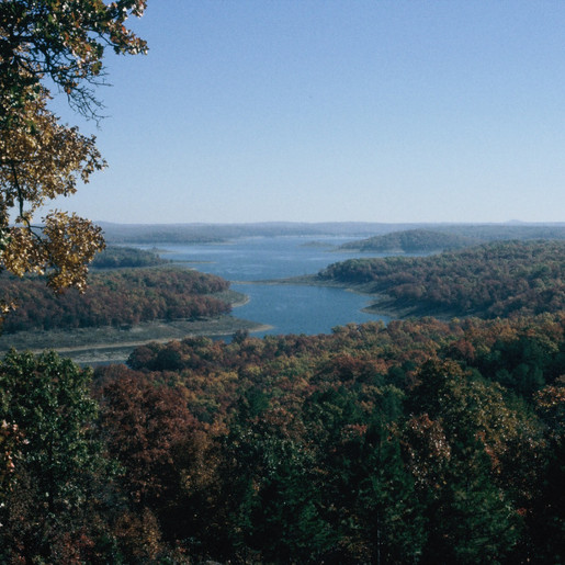 900 Acres Forever Protected on the Shores of Bull Shoals Lake