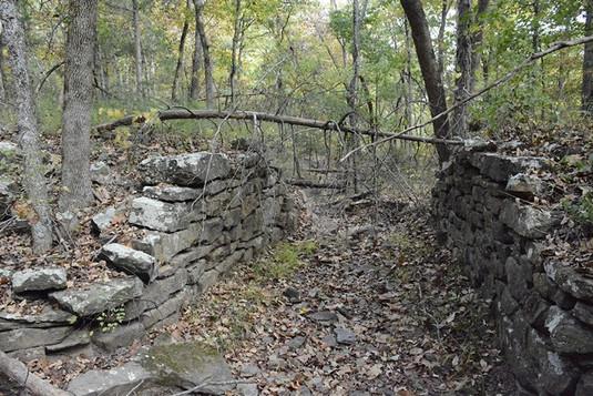 Old Road Stone Bridge