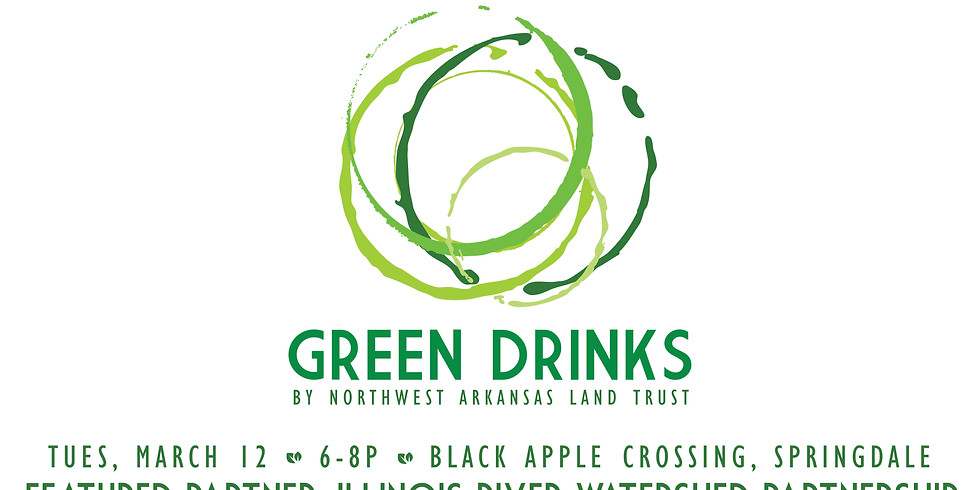 NWA Green Drinks March