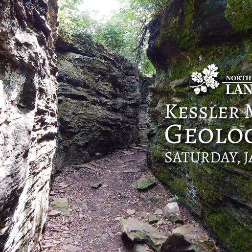 Kessler Mountain Geology Walk