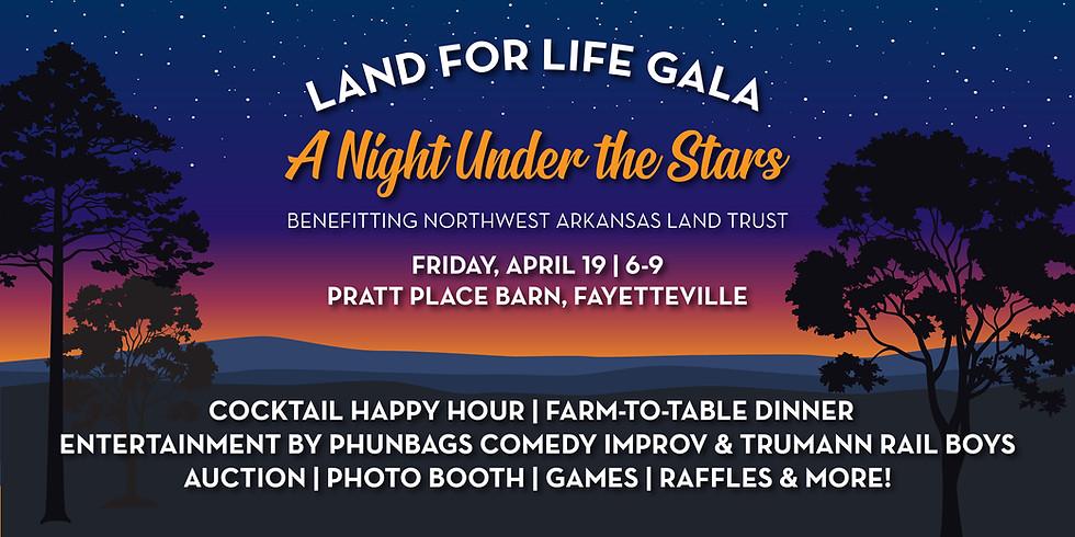Land for Life Gala