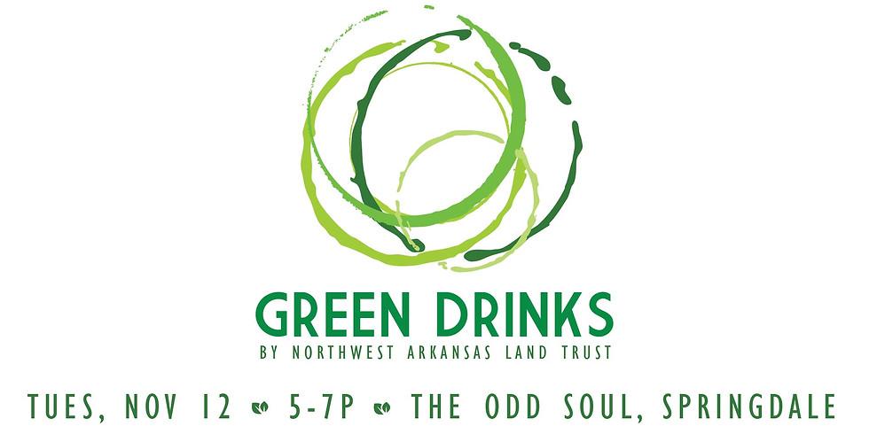 Green Drinks November
