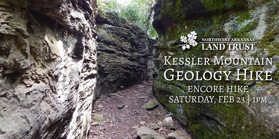 Kessler Mountain Geology Walk - February