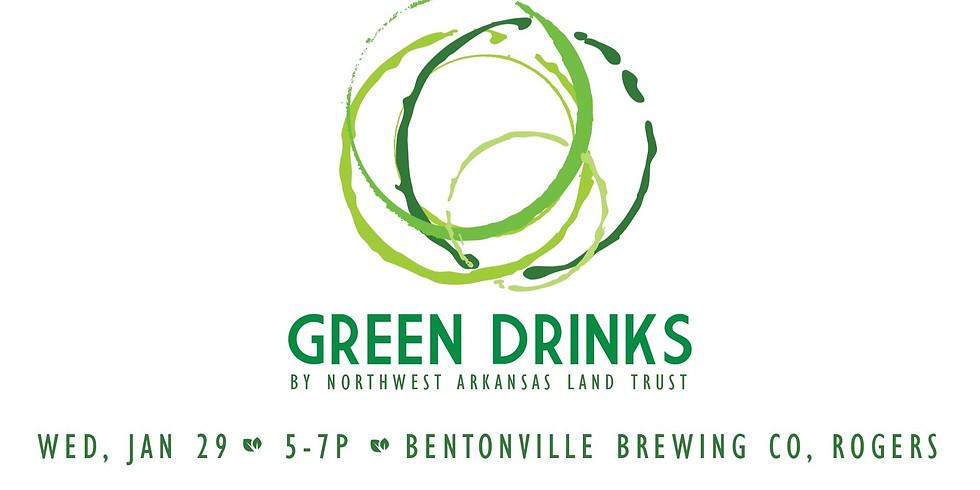 Green Drinks January