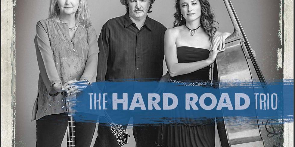 Pickin' Post Concert: Hard Road Trio