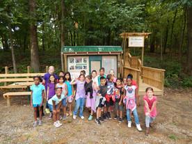 Kessler Outdoor Classroom