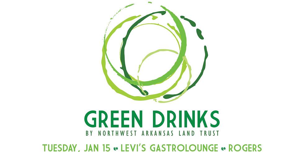NWA Green Drinks Happy Hour