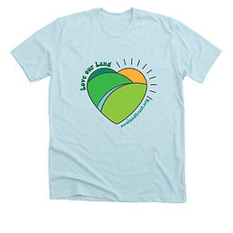 Love Our Land tee.jfif