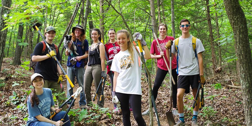 Wilson Springs Spring Volunteer Days 3/8