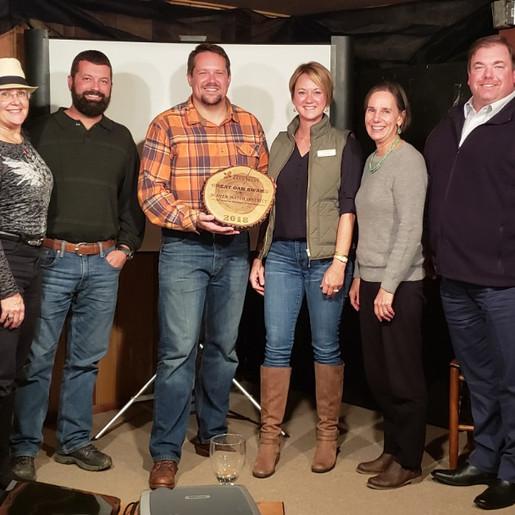 Great Oak Award Winners