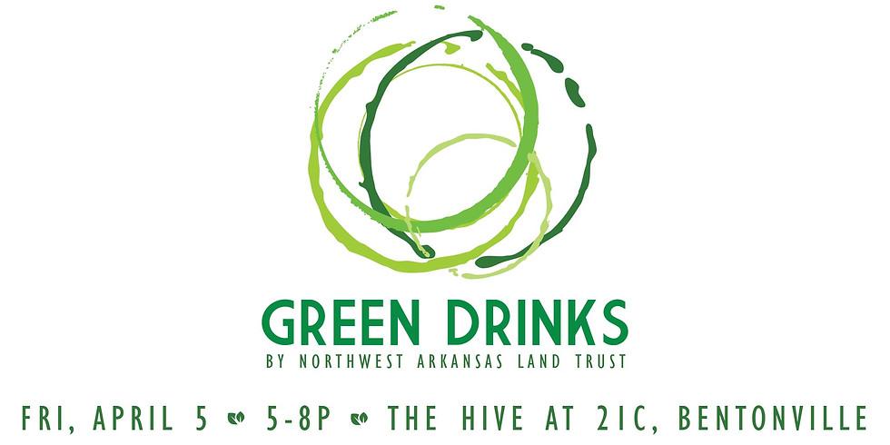 Green Drinks April