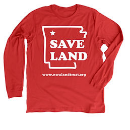 save land tee red long.jfif