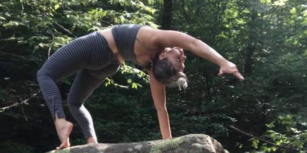 Equinox Yoga with Tonia Squires