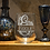 Thumbnail: Design Your Own Custom Stemless Wine Glass   Personalized Wine Glasses   Etched