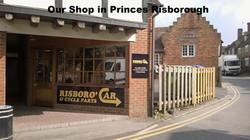 We're in Princes Risborough